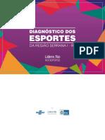 Diagnósticos dos Esportes da Região Serrana