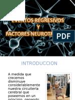 Eventos Regresivos y Factores Neurotroficos (Disertacion)