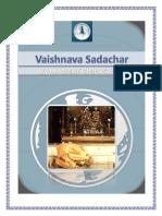 Vaishnava Sadachar Handbook