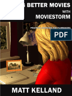 Making Better Movies With Moviestorm - Vol 4 - Editing
