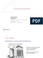 CFD Advance Physical Models