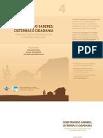 Construindo Saberes Cisternas Cidadania Vol4