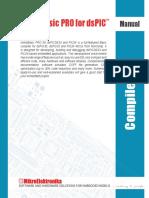 Mikrobasic Dspic Manual v100