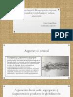 La Historia Larga de La Segregación Espacial y Justicia Ambiental - Carlos Crespo