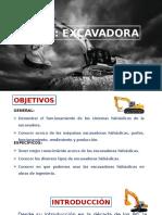 Excavadora-Presentacion