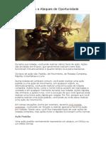 D&D 3.5 Tipos de Ação e Ataques de Oportunidade