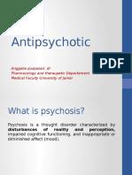 Antipsychotic; 1
