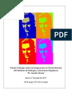 Programa Coloquio Teoría