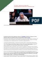 El Discurso de José Mujica en CELAC