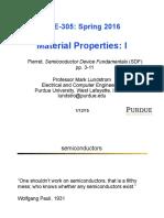 Material Properties1 S16