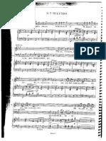 Dúo Don Giovanni y Zerlina