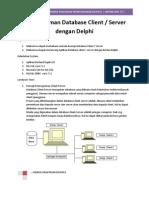Modul Praktikum Delphi II