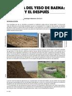 La Cueva del Yeso de Baena y su historia (AS28-44-57 )