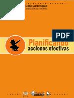 Planeando Acciones Efectivas Final