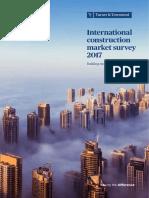 Turner & Townsend Survey 2017