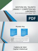 001_PEDGTH - Gestión Del Talento Humano y Competencias Laborales