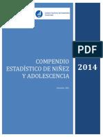 Compendio Estadístico de Niñez y Adolescencia