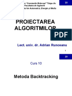 10.Metoda Backtracking