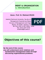 MBA Mgmt 1 Introduction