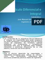 Introduccion Cálculo Diferencial e Integral