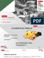Accidente de Trabajo_presentacion
