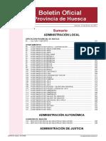 Anuncio Circuito 2017 BOP Huesca