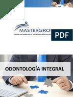 Odontologia Integral. Sesion 1