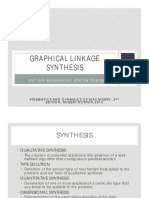 Lecture 3 Graphical Linkage Synthesis