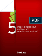 Secure Your Android Based Smartphones Fr