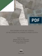 Tecendo Vidas_História Das Mulheres América Portuguesa