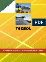TEKSOL Catálogo