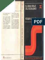 Garaudy, Roger - El Gran Viraje Del Socialismo, Ed. Tiempo Nuevo, 1970
