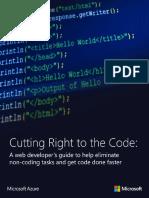 eBook a Web Developers Guide