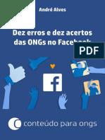 10 Erros Facebook