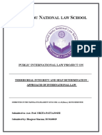 Public International Law Project