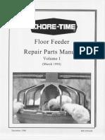 Floor Feeder Repair Vol I