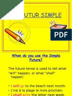 le futur simple et le futur proche