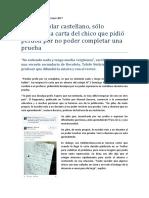Casos Niño Guaraní, Menonita y Gitano