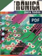 Eletrônica Para Todos (022)