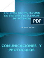Comunicación y Protocolos