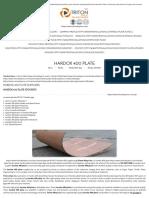 Triton Alloys Hardox 400_ Hardox 400 Plate-Triton Alloys Inc