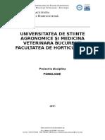 Proiect-Pomologie iulia