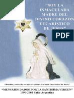 Mensajes dados por la Santísima Virgen en Salta-Argentina