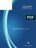 Adapt-ptrc 2014 User Manual
