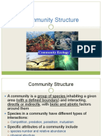 Chapter 16 Community Structure