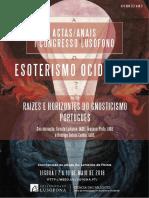 Ata Raízes e Horizontes Do Gnosticismo Português