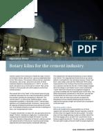 Application Note - Cement Kilns