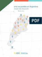 ADC Acceso Al Aborto No Punible Marzo 2015