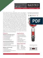 Ir-700-Ch Infrared Lel Pds