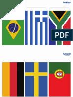 International Flag Bunting